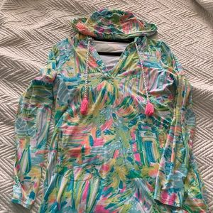 Lilly Pulitzer swim cover up/dress